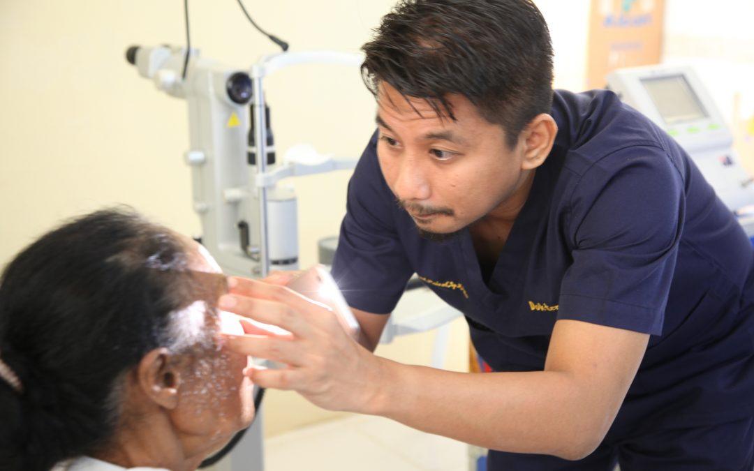 Sumba eye program