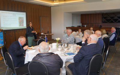 Club meeting 5 September 2019