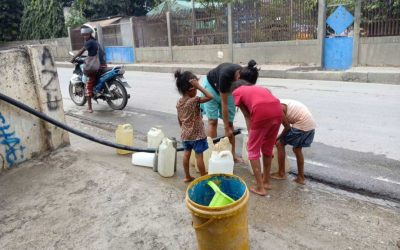 East Timor Flood Relief